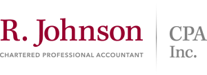 R Johnson Logo